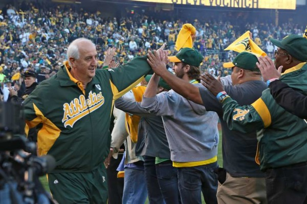 In his 50th year with the A's, Steve Vucinich has a lifetime's worth of tales